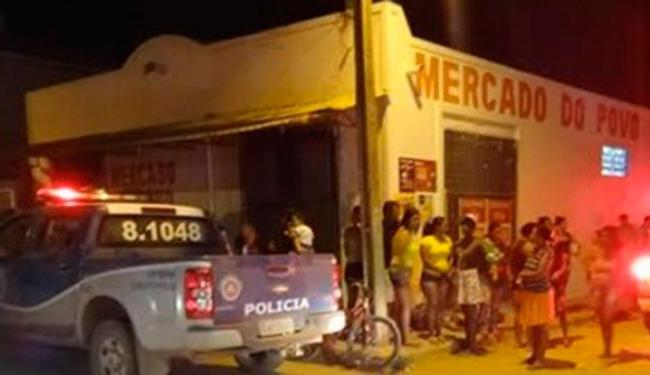 Vítimas de atentado tinham passagem pela polícia - Foto: Reprodução | Sigi Vilares