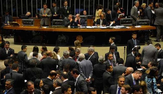 Sessão do Congresso Nacional marcada para analisar 32 vetos presidenciais - Foto: Fábio Rodrigues Pozzebom   Ag. Brasil