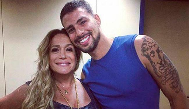 Para adiantar as cenas de Cauã, a equipe acabaria atrasando a gravação da veterana da Globo - Foto: Reprodução | Instagram