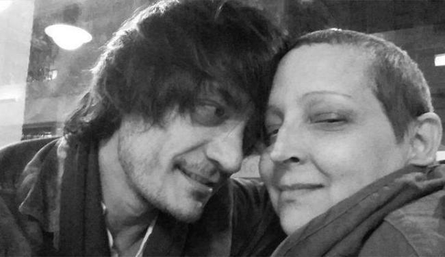 Clovys namorou com Betty Lago e a ajudou na batalha contra o câncer - Foto: Reprodução | Instagram