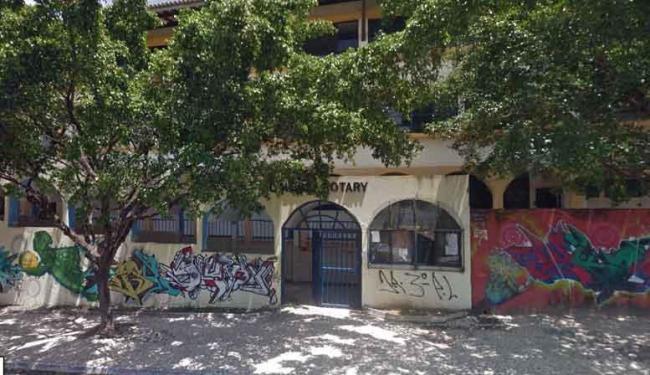 Segundo um recepcionista do colégio, as aulas retornam normalmente nesta quarta-feira, 16 - Foto: Reprodução | Google Maps
