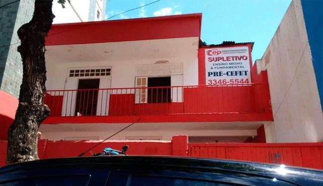 A unidade da CEP Supletivo fica na rua São Paulo, no bairro da Pituba - Foto: Edilson Lima   Ag. A TARDE