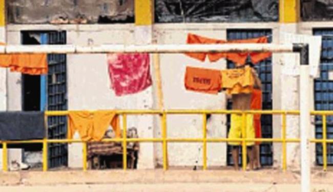 Módulo 4 da penitenciária deveria está desativado - Foto: Divulgação l CDHSP