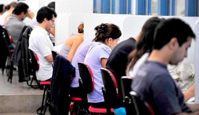 Vagas asseguradas estão previstas na LOA de 2015, que limita teto de 45.582 cargos - Foto: Arquivo/Agência Brasil