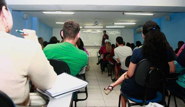 Concursos com a autorização já emitida serão realizados - Foto: Joá Souza | Ag. A TARDE