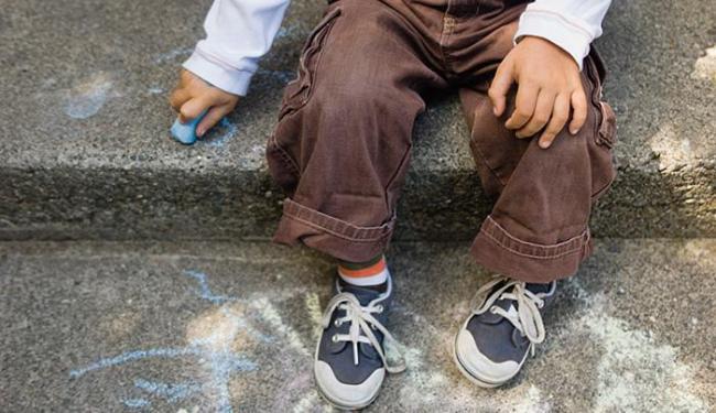 Crianças agitadas podem estar doentes ou se comportam dessa maneira por conta de outros fatores - Foto: Divulgação