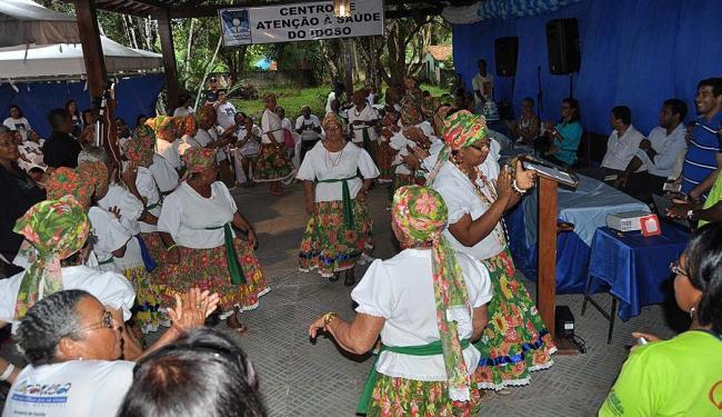 Projeto Casi-Itaparica atende cerca de 100 pessoas - Foto: Ewerton Santos   Divulgação