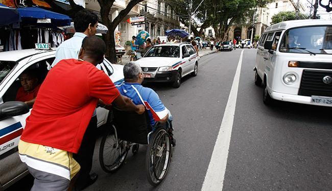 Serão mais de mil vagas oferecidas a pessoas com deficiência - Foto: Fernando Vivas   Ag. A TARDE
