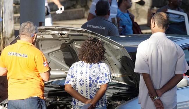 Vistoria anual é obrigatória para carros que tem a partir de 5 anos - Foto: Lúcio Távora | Ag. A TARDE