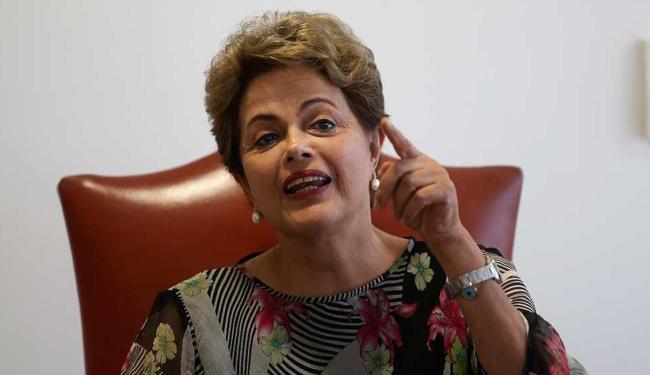 Dilma destacou que o Brasil