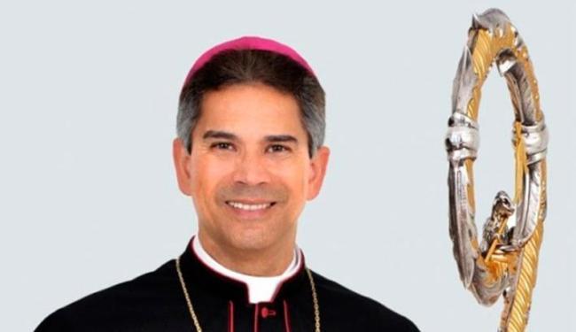 Dom João Santos Cardoso será apresentado a comunidade católica nesta sexta - Foto: Divulgação | Santuário de Bom Jesus da Lapa