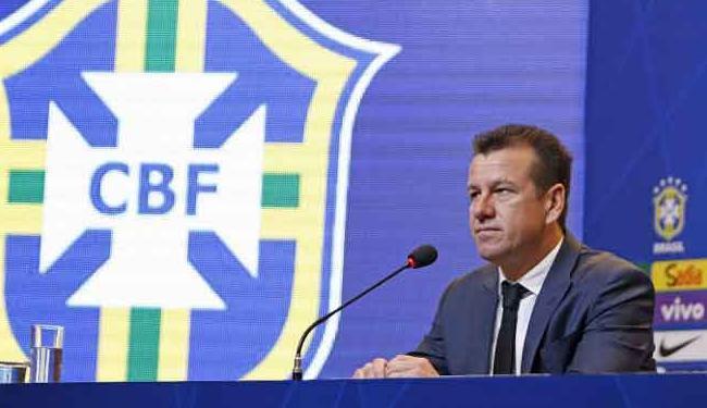 Treinador anunciou os convocados na manhã desta quinta, no auditório da CBF, no Rio de Janeiro - Foto: Reprodução | CBF