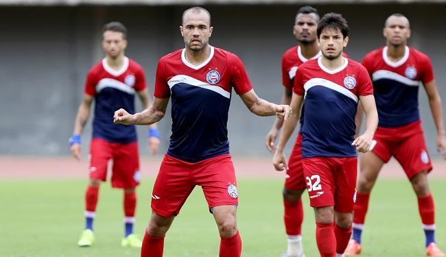 Roger teve o seu contrato com o Bahia publicado no Boletim Diário da CBF na última sexta, 11 - Foto: Felipe Oliveira | Divulgação | E.C. Bahia
