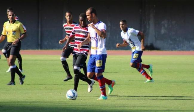 Tricolor garantiu a classificação para a próxima fase - Foto: Divulgação | E.C.Bahia