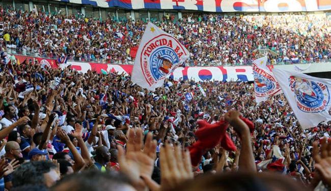 Venda exclusiva para os sócios foi iniciada no domingo, 27 - Foto: Divulgação | E.C.Bahia
