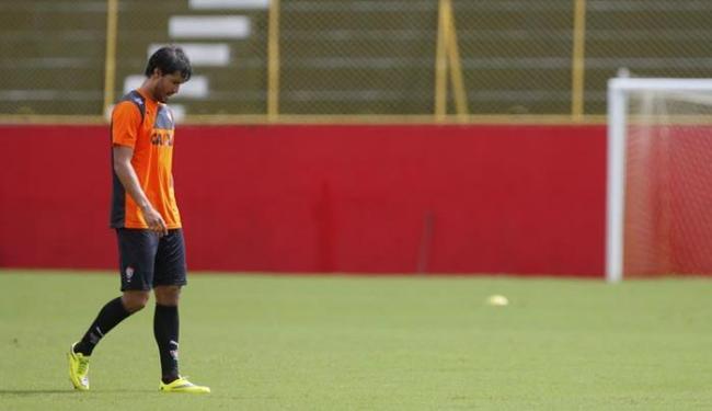 Jogador realizou tratamento no DM - Foto: Joá Souza | Ag. A TARDE