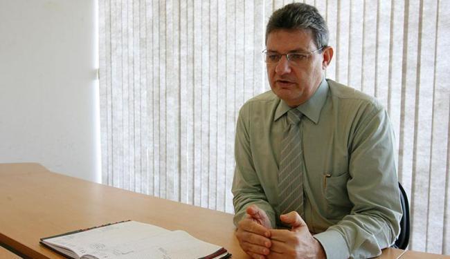Eraldo Moura defende o cumprimento de etapas - Foto: Haroldo Abrantes | Ag. A TARDE - 7.5.2007