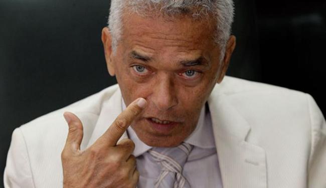 Eserval Rocha, presidente do Tribunal de Justiça da Bahia, pediu apoio de Rui Costa - Foto: Margarida Neide   Ag. A TARDE   28.05.2015