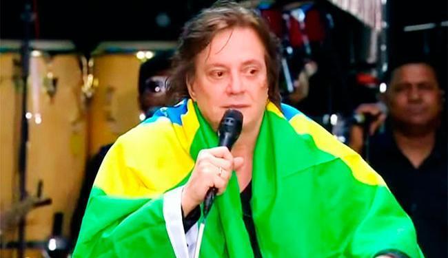 Fábio Júnior criticou a corrupção no país - Foto: Reprodução | Youtube
