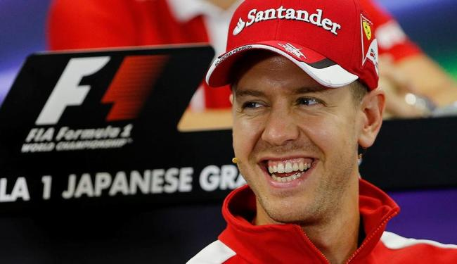 Sebastian Vettel disse não acreditar que a situação se repetirá em Suzuka - Foto: Toru Hanai | Reuters