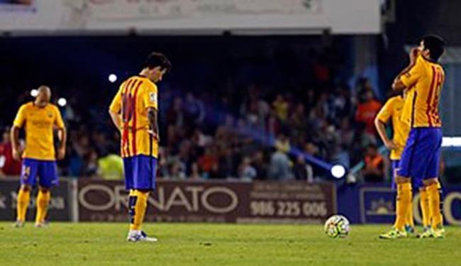 Após cinco partidas, o Celta é a principal surpresa deste Espanhol, ainda invicto, com 13 pontos - Foto: Divulgação | FC Barcelona