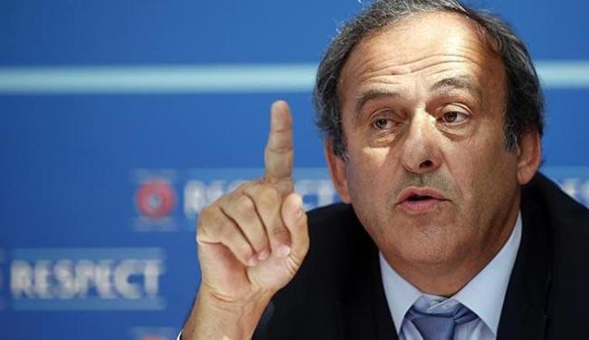 Platini era considerado como favorito na eleição de fevereiro - Foto: Eric Gaillard | Agência Reuters