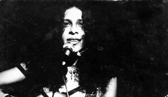Cantora está completando 70 anos de idade - Foto: Arquivo   Ag. A TARDE - 1972