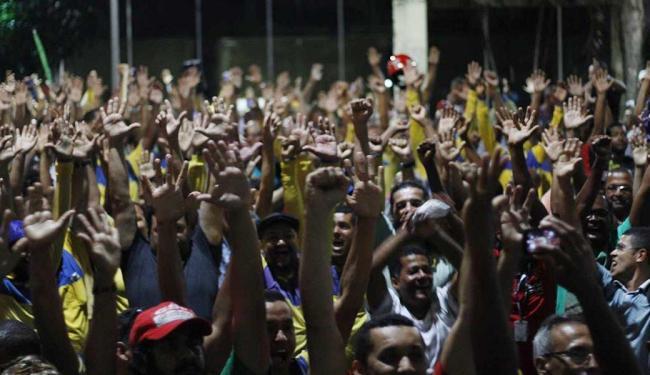 Greve foi iniciada na terça-feira, 15 - Foto: Divulgação | Sincotelba