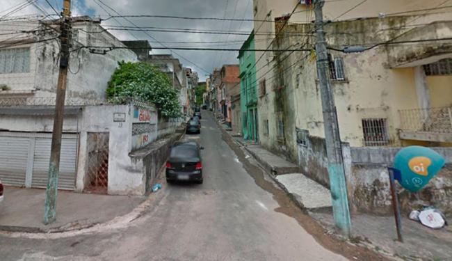 O crime aconteceu na Travessa Dr. Couto Maia, no bairro do Bonfim - Foto: Reprodução | Google