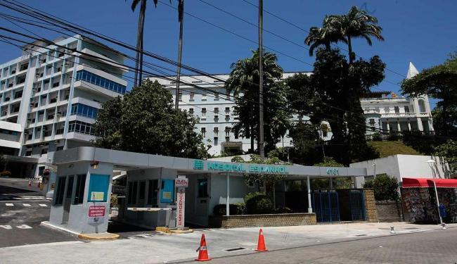 Hospital está fechado desde setembro de 2014 - Foto: Mila Cordeiro | Ag. A TARDE