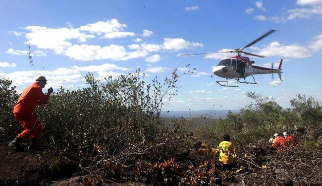 Ficou confirmado que a área total afetada foi de 4.940 hectares - Foto: Mateus Pereira   GovBA