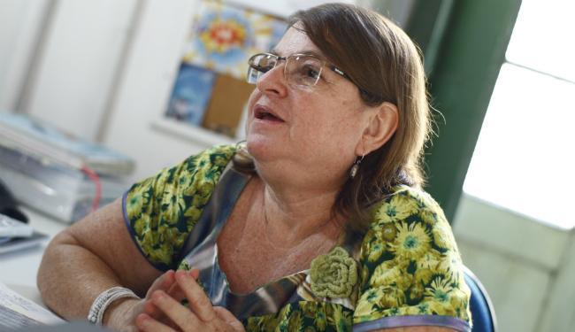 Isabel Gouvea, 62, dirige a Oi Kabum!, que já formou 480 jovens em Salvador - Foto: Fernando Vivas | Ag. A TARDE