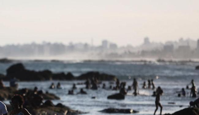 Corpo foi encontrado próximo ao locais que banhistas sumiram - Foto: Joá Souza | Ag. A TARDE, Data: 06/09/2015