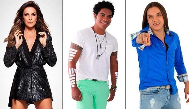 Ivete, Timbalada e Wesley Safadão são algumas das atrações - Foto: Divulgação