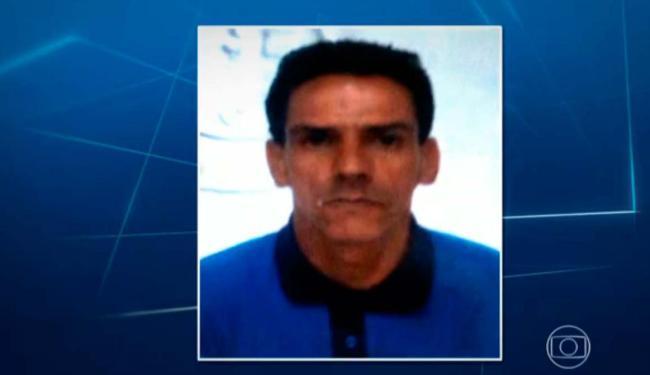 Jorge Luiz Morais de Oliveira, 41 anos, foi preso na última sexta-feira, dia 25 - Foto: Reprodução | TV Globo