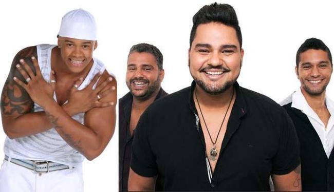 Léo Santana e Torres da Lapa vão animar a sexta-feira - Foto: Divulgação