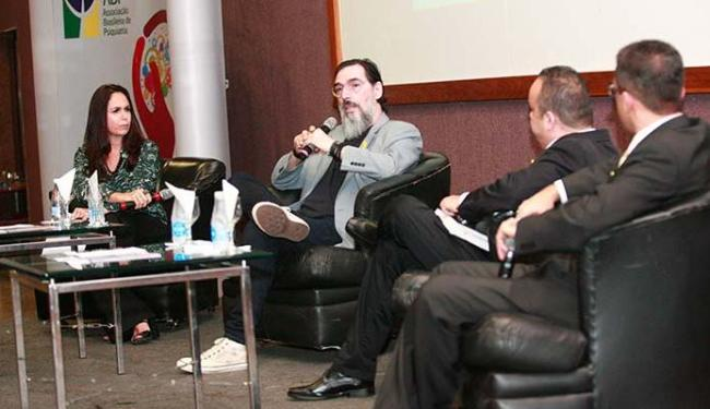 Lobão participou de evento de psiquiatria - Foto: Margarida Neide | Ag. A TARDE