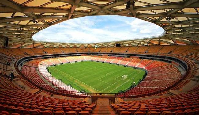Amistosos serão realizados em Manaus - Foto: CBF | Portal da Copa