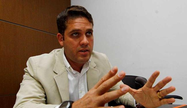 Investigação foco no período que Marcelo Guimarães presidia o clube - Foto: Eduardo Martins | Ag. A TARDE