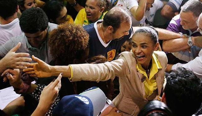 Marina Silva se filiou ao PSB nas eleições de 2014 - Foto: Agência Reuters