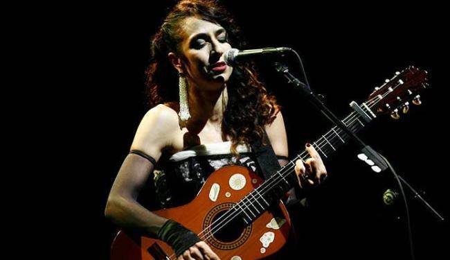 Marisa Monte foi uma das artistas que esteve no STF - Foto: Margarida Neide | Ag. A TARDE