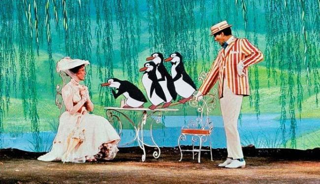 Mary Poppins fez sucesso nos anos 60 - Foto: Divulgação