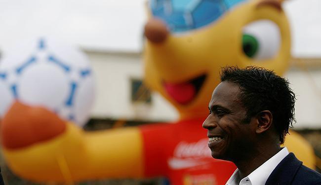Ex-jogador está sendo investigado pela Polícia Federal - Foto: Raul Spinassé / Ag. A TARDE