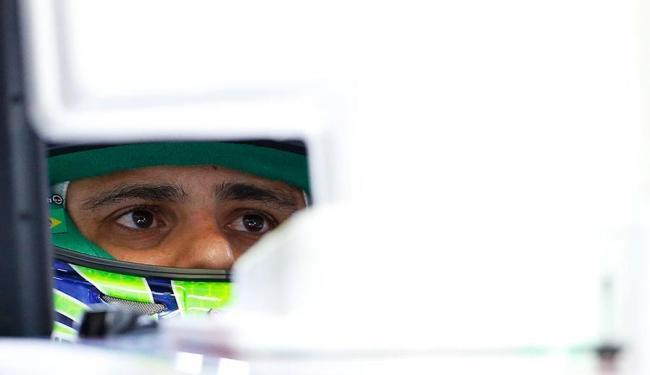 Massa vai largar em quinto lugar - Foto: Agência Reuters