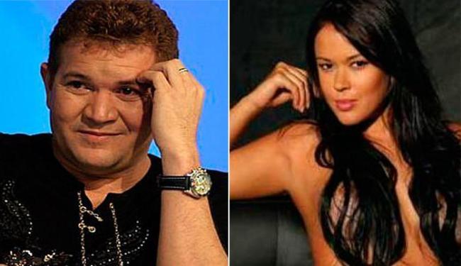Chimbinha confessa no áudio que teve affair passageiro com Meyrielle - Foto: Divulgação | Reprodução / Playboy