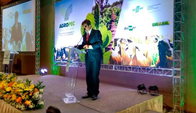 Ministro da Integração Nacional, Gilberto Occhi participa de evento em Salvador - Foto: Joyce Souza   Ag. A TARDE
