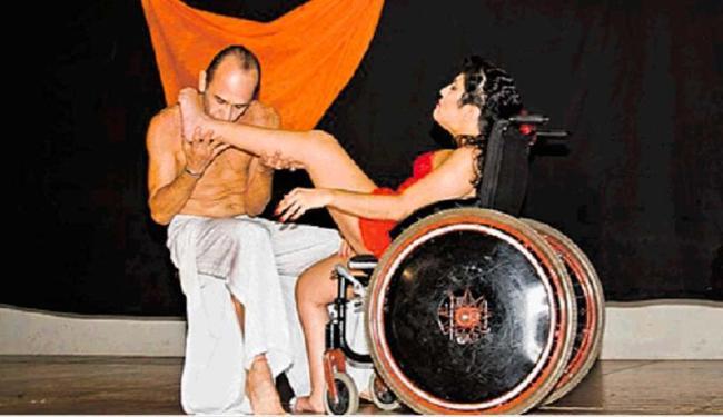 Ninfa Cunha protagoniza a coreografia