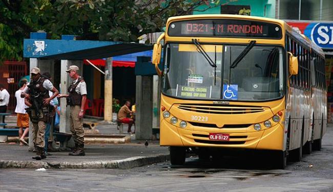 Violência levou PMs a Castelo Branco este ano. Tecnologia visa dar mais segurança - Foto: Edilson Lima l Ag. A TARDE l 18.08.2015