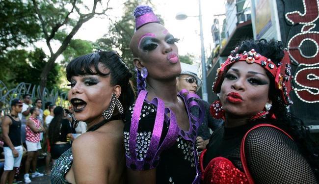 Parada Gay desfilou com o tema