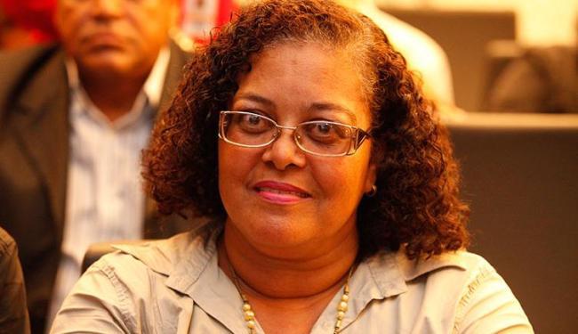 Marjorie Moura, presidente do Sinjorba, foi convidada para falar sobre economia - Foto: Edilson Lima   Ag. A TARDE
